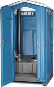 richmond portable toilet service
