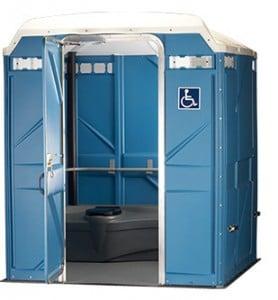 wheelchair accessible portable restroom richmond